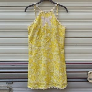 VTG The Minnie by Lilly Pulitzer Daisy Mini Dress
